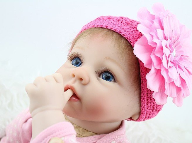Реборны: куклы, которые «не отпускают»