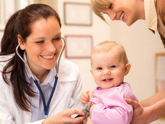 Программы медицинского обслуживания новорожденных