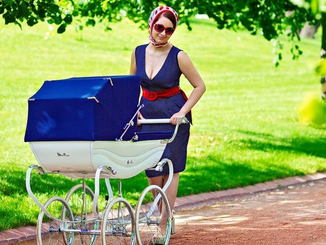 Как выбрать коляску для новорожденных