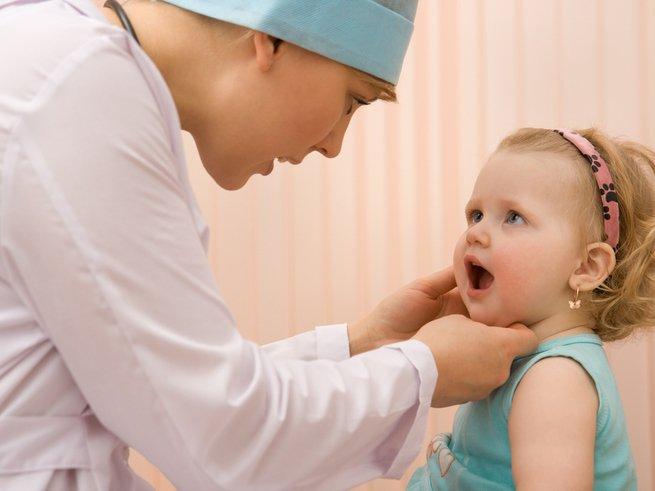 Лечение стоматита у детей 2 лет