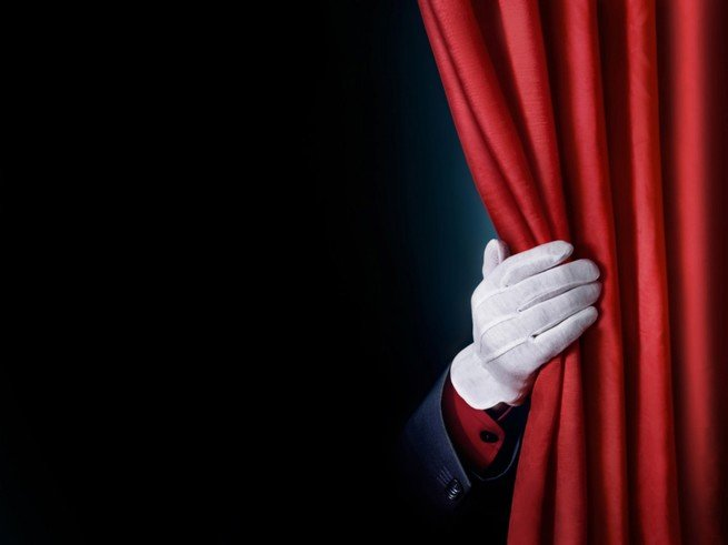 «Территория театра» проведёт экскурсию по закулисью