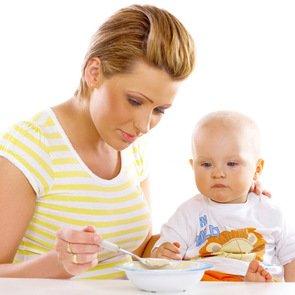 Ребёнок в 10 месяцев стал плохо есть