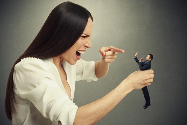 5 фраз, которые вам никогда не простит муж