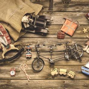 Старинные игрушки опасны для детского здоровья