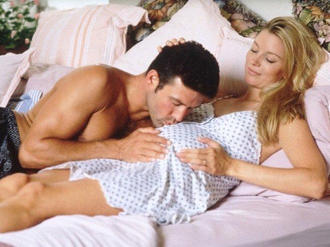 Когда нельзя беременой заниматься сексом