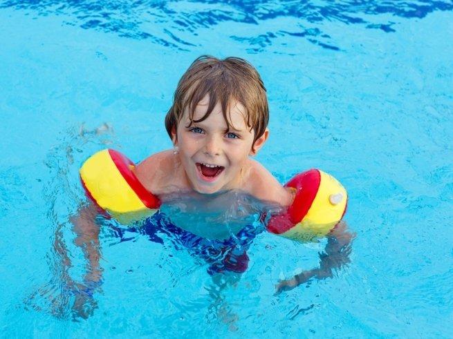 Ребёнок и плавание: что учесть