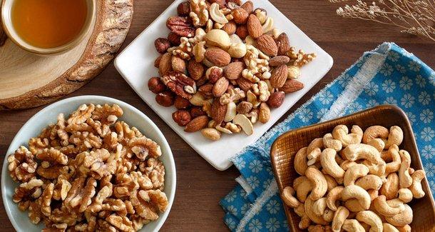 Чем полезны орехи для организма