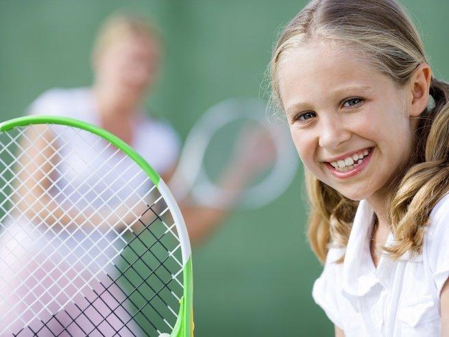 5 школ, где можно научиться играть в большой теннис