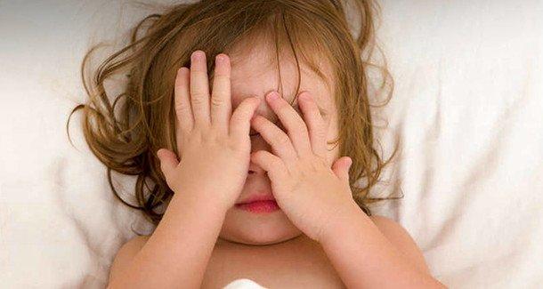 Как вылечить испуг у ребёнка