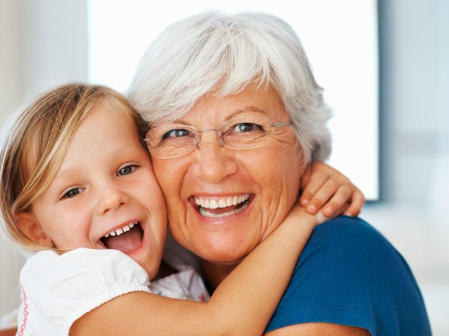 Секс бабушки с внуком смотреть