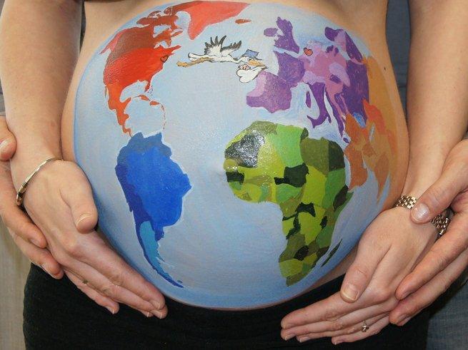 Как протекает беременность на 35 неделе