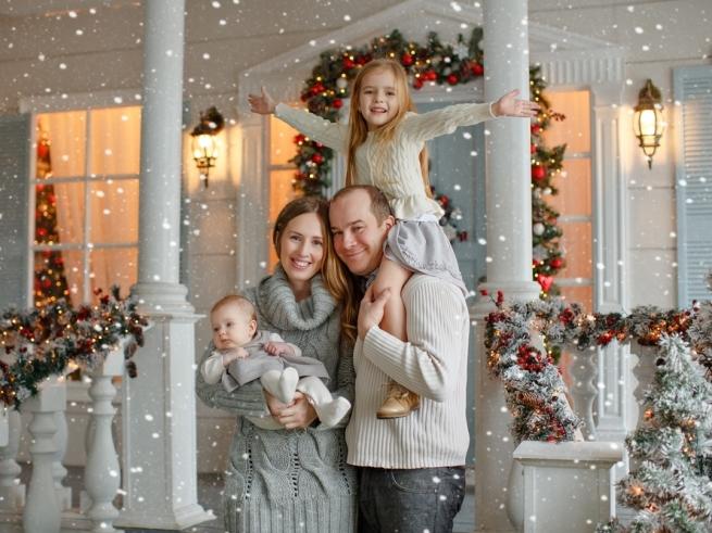 Секрет идеального новогоднего праздника для всей семьи
