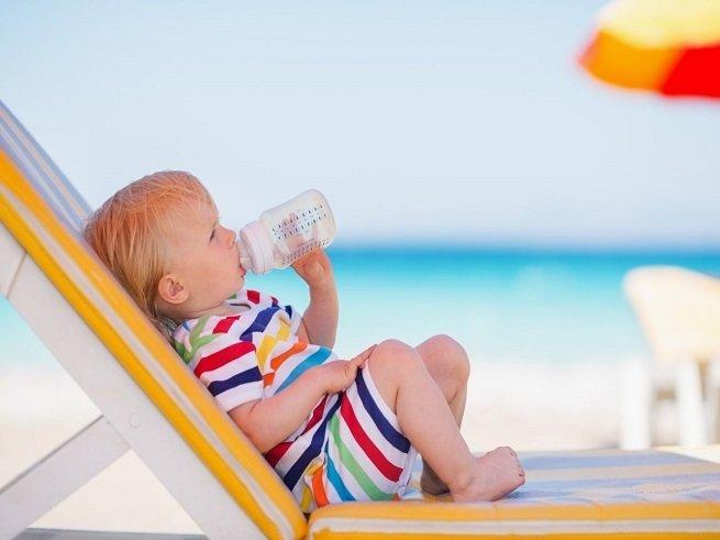 Отдых с годовалым ребёнком