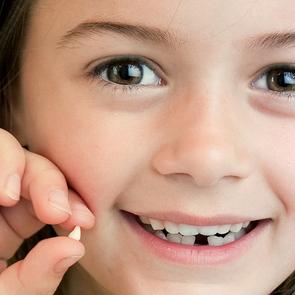 Детские зубы стали обходиться родителям дешевле