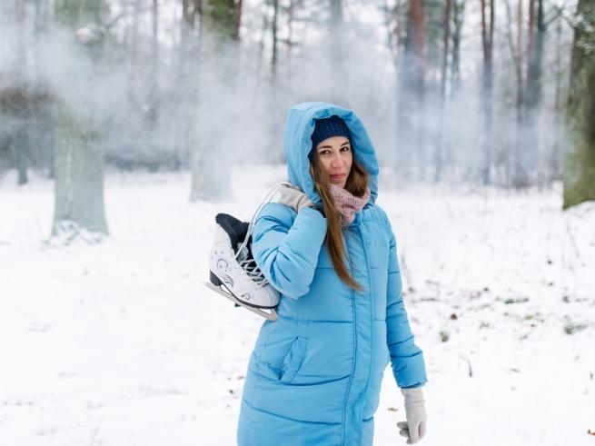 Можно беременной кататься на коньках