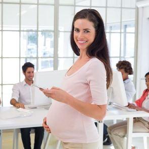ИНФОГРАФИКА: законные права беременной