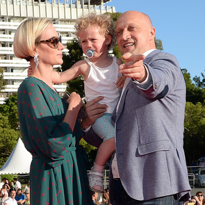 Гоша Куценко и Ирина Скриниченко ждут сына