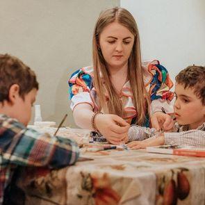 Ресторан Extra Virgin приглашает детей на увлекательные мастер-классы