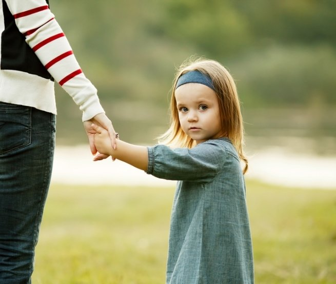Маленькие дети интуитивно чувствуют злых людей