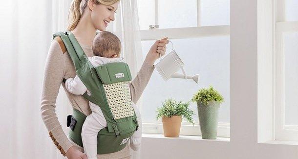Выбираем хипсит: для удобства мамы и малыша