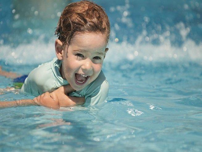 Добро пожаловать на урок плавания!