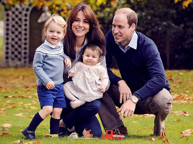 В Букингемском дворце делят наследников