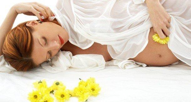 Боли, выделения и кровотечения при внематочной беременности