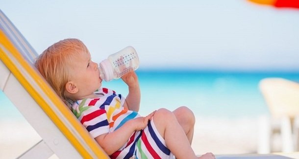 Полезные советы для тех, кто собирается на отдых с годовалым ребёнком