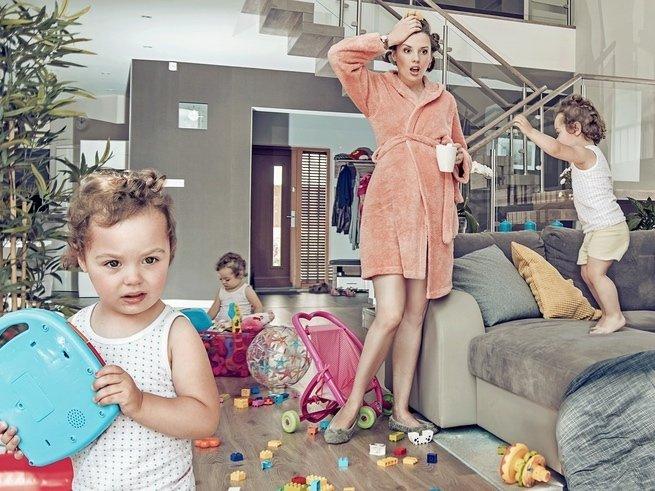 7 вещей, за которые мама не должна себя корить