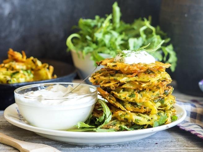 Полезные рецепты оладий для завтрака