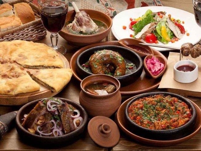 Абхазская кухня и ее особенности