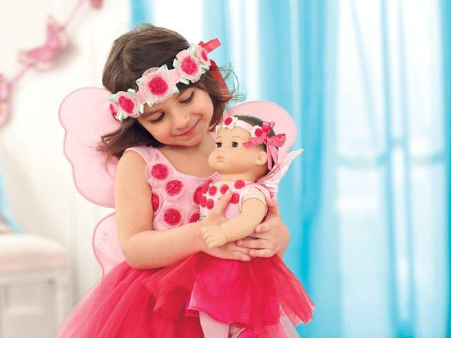 В США создали кукол для детей-инвалидов
