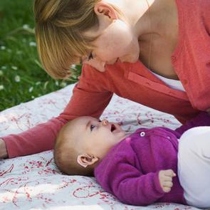 Проверка слуха у ребёнка