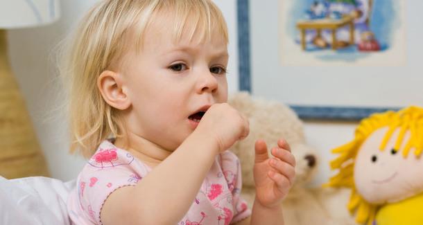 Лечение кашля у детей 3 лет