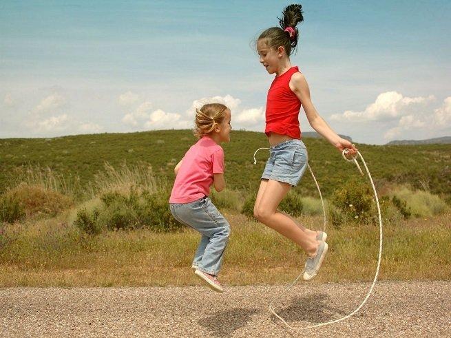 Особенности физического развития детей с года до 7 лет