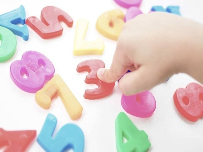 Первая математика: учим ребенка запоминать цифры