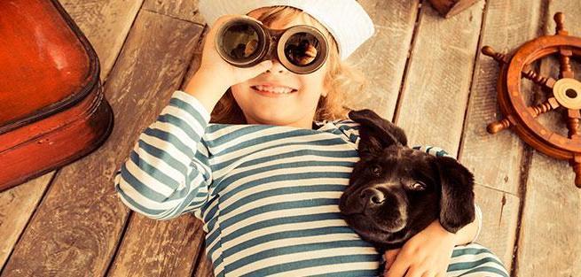 Как сделать полезным отдых с ребёнком 5 лет