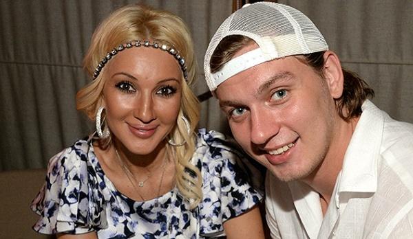 Кудрявцева содержит своего 26-летнего сына