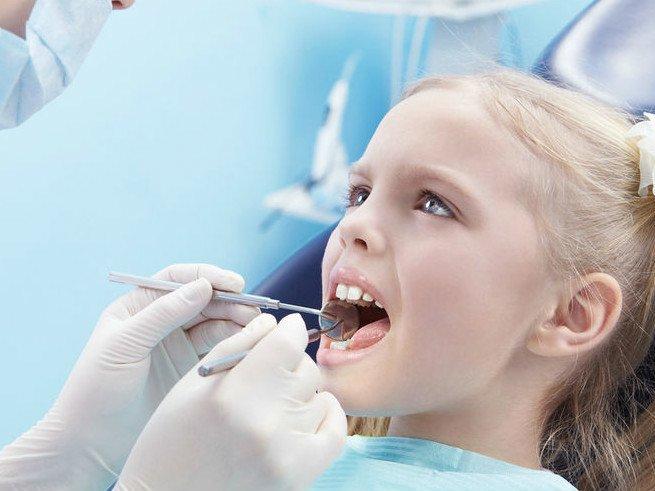 Лечение стоматита у детей 7 лет