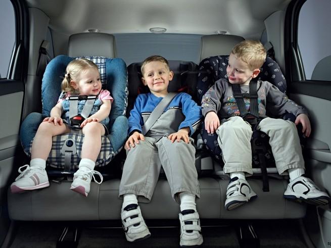 В России меняются правила перевоза детей в автомобилях