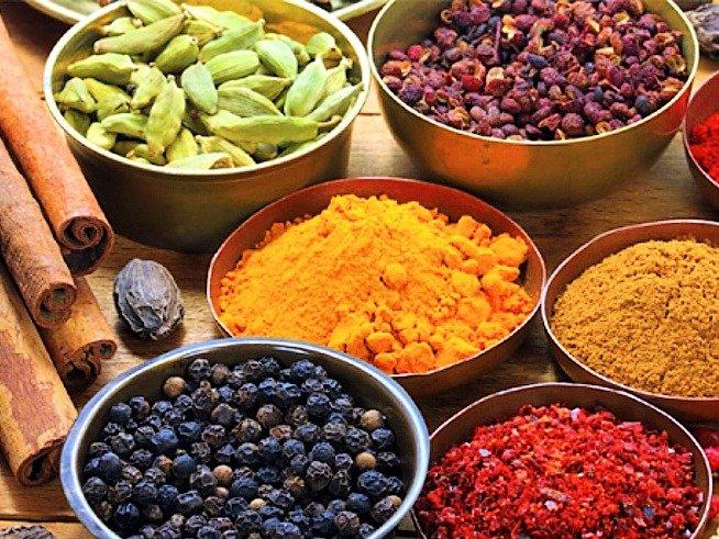 Добро пожаловать в мир индийской кулинарии!