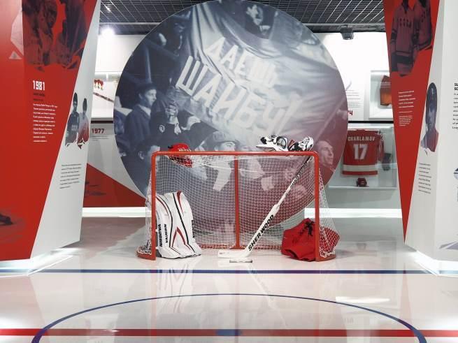 В Москве на постоянной основе заработает Музей хоккея