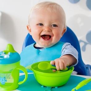 Мамин опыт: как я приобщила ребёнка к здоровому питанию