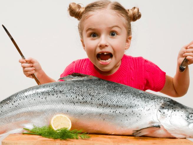 Омега-3 легко справляется с детской агрессией