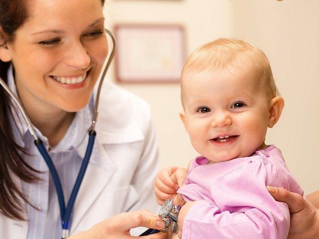 Лечение простуды у ребёнка 10 месяцев