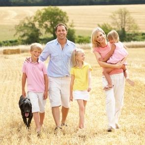 Многодетная семья: как решиться и чего ждать