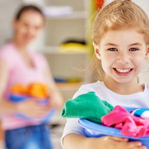 Роскачество назвало лучшие детские стиральные порошки
