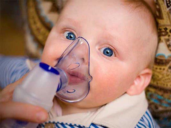 Лечение кашля у ребенка в 5 месяцев
