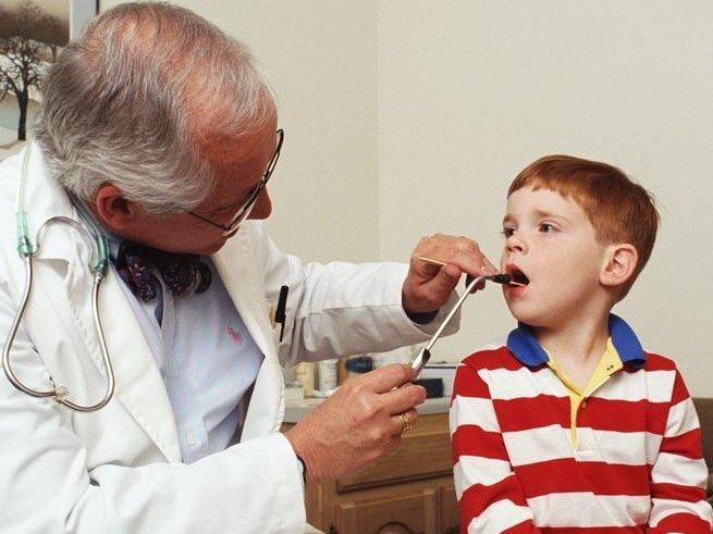Лечение простуды у детей 12 лет