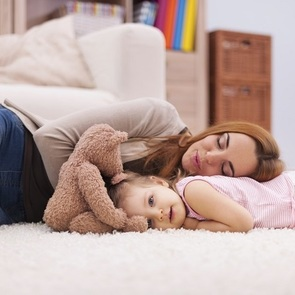 Жалобная книга: об усталости молодых мам